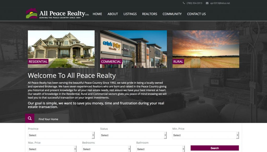 All Peace Realty Featured Image