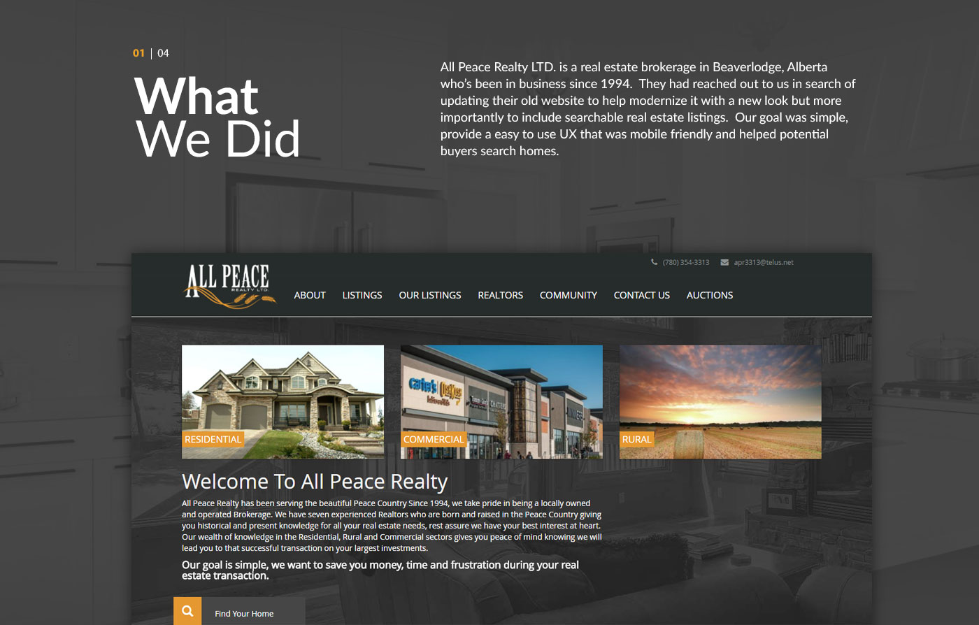 Website Design Case Study Part 2