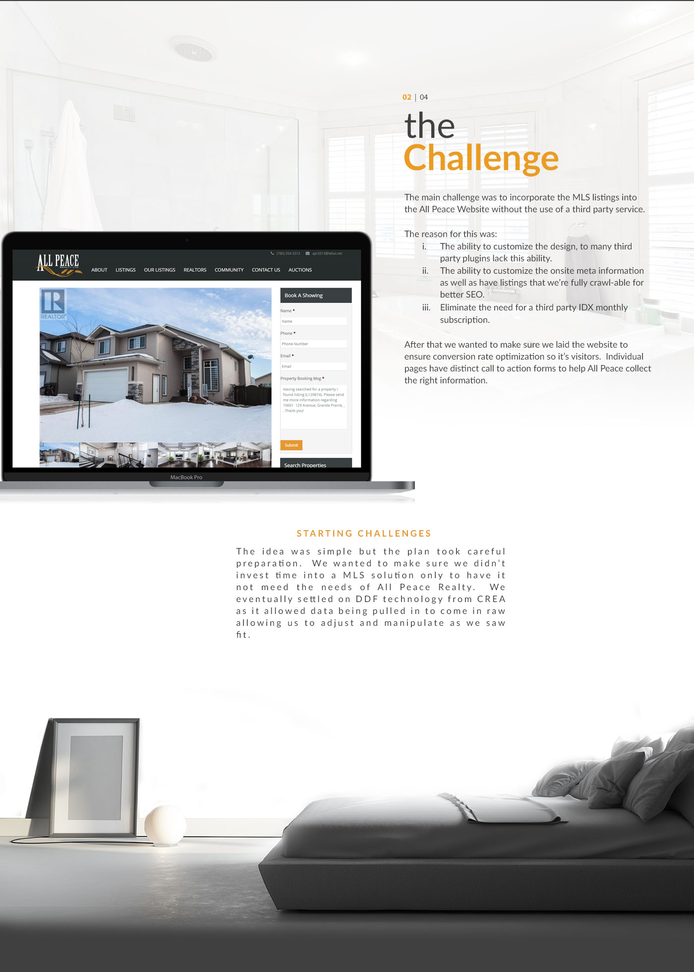 Website Design Case Study Part 4